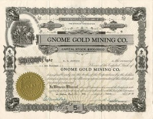 Gnome Gold Mining Co.