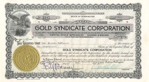 Gold Syndicate Corporation