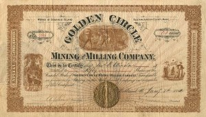 Golden Circle Mining & Milling Company