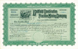 Goldfield Combination Fraction Mining Company