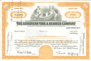 Goodyear Tire & Rubber Company - SOLD