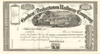 Goshen and Deckertown Railway Company