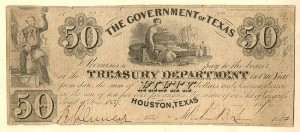 Government of Texas - SOLD