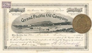 Grand Pacific Oil Company