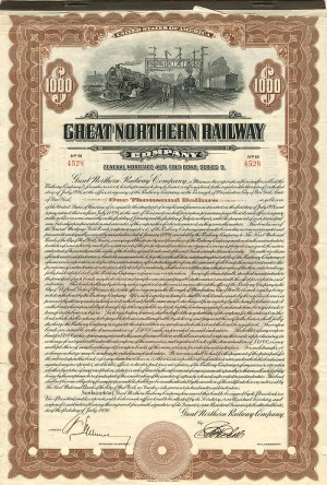 Great Northern Railway Company