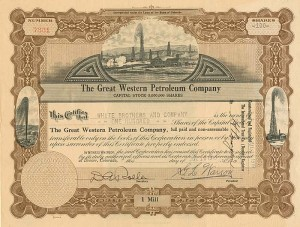 Great Western Petroleum Company