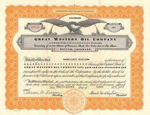 Great Western Oil Company