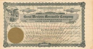 Great Western Mercantile Company