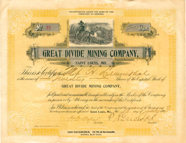 Great Divide Mining Company