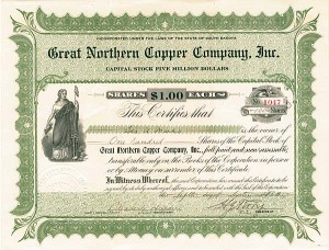 Great Northern Copper Company