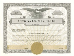 Green Bay Football Club, Ltd