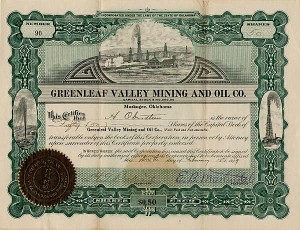 Greenleaf Valley Mining and Oil Co.