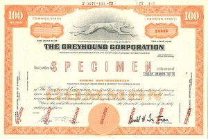 Greyhound Corporation
