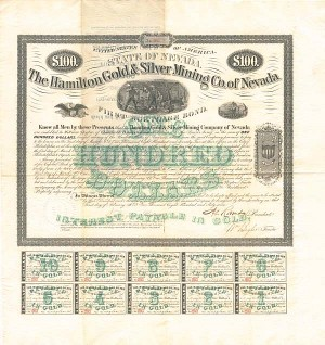 Hamilton Gold & Silver Mining Co. of Nevada