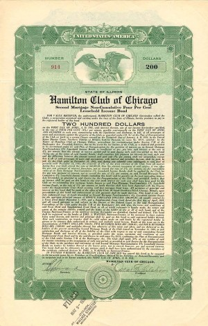 Hamilton Club of Chicago