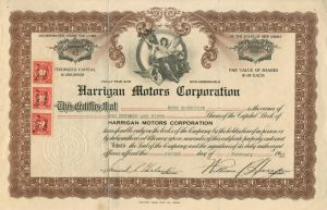 Harrigan Motors Corporation
