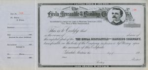 Hecla Mercantile & Banking Co.