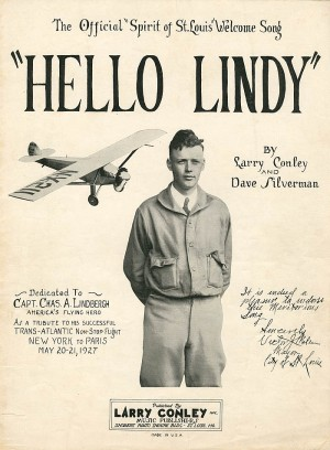 """Hello Lindy""  Music Sheet"