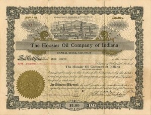 Hoosier Oil Company of Indiana - SOLD