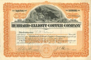 Hubbard-Elliott Copper Company