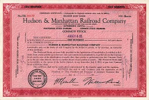 Hudson & Manhattan Railroad Company