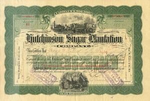 Hutchinson Sugar Plantation Company