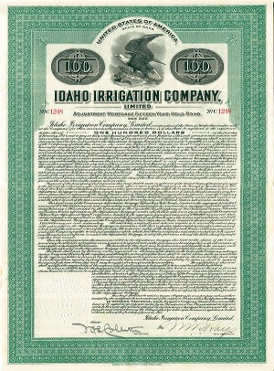 Idaho Irrigation Company