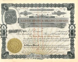 Illinois Mining and Milling Company