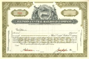 Illinois Central Railroad Company