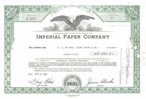 Imperial Paper Company