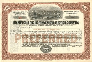 Indianapolis and Northwestern Traction Company