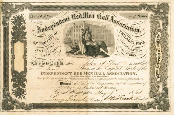 Independent Red Men Hall Association