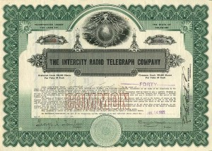 Intercity Radio Telegraph Company