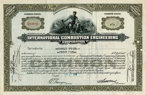 International Combustion Engineering Corporation