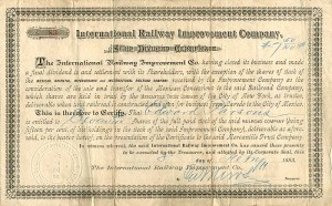 International Railway Improvement Company