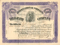 International Wireless Telegraph Company