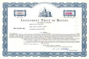 Investment Trust of Boston