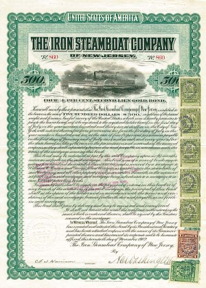 Iron Steamboat Company of New Jersey