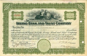 Irving Bank & Trust Company