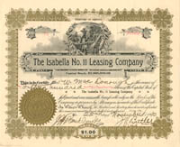 Isabella No. 11 Leasing Company
