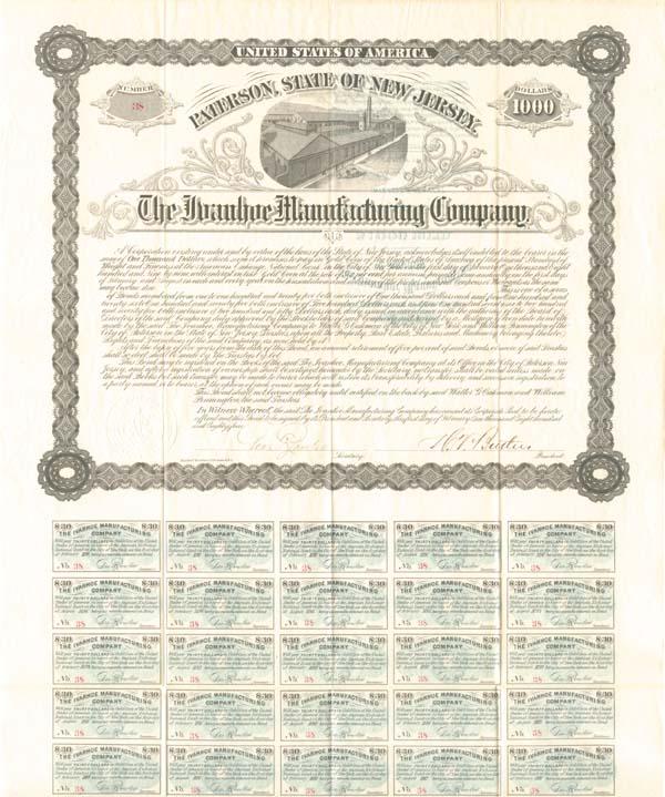 Ivanhoe Manufacturing Company