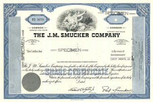 J.M. Smucker Company - SOLD