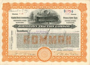 Johnstown Traction Company - SOLD