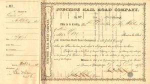 Junction Rail Road Company