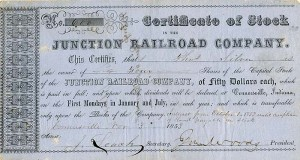 Junction Railroad Company