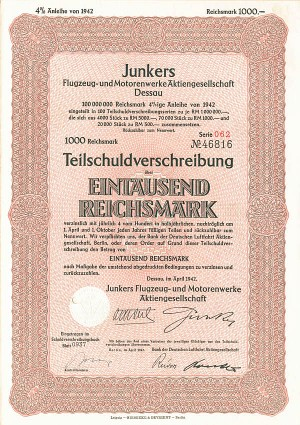 Junkers - World War II