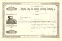 Kansas City and Topeka Railway Company