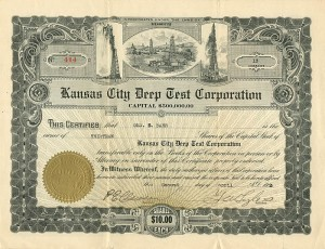 Kansas City Deep Test Corporation