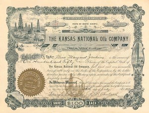 Kansas National Oil Company