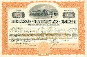Iowa Cedar Falls and St Paul Railway Company Stock Certificate Ottumwa